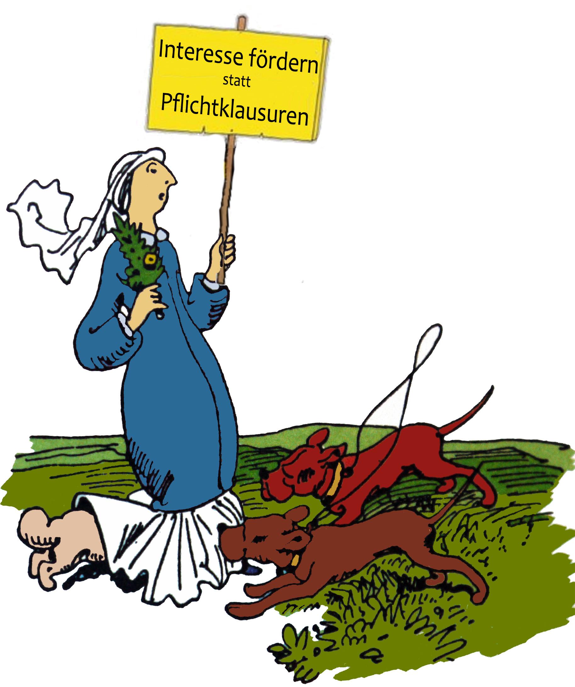02. Madame protestiert - Interessenförderung